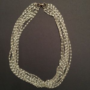 Sarah Coventry vintage 1960s silver necklace